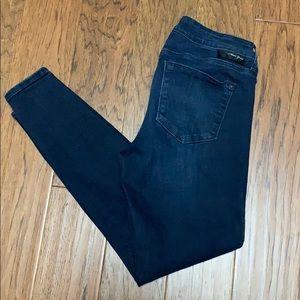 Mavi Gold Dark Wash Skinny Jeans